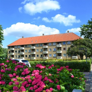 AKB Lyngby etagebygninger