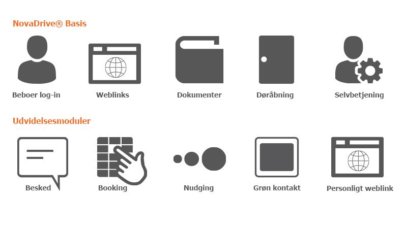 NovaDrive koncept web - NovaDrive