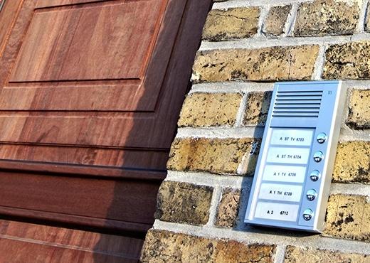 PAK - Dørstationer