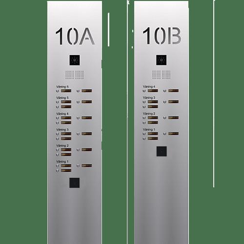 Serie 610 digital vinduesfyldning - Serie 610