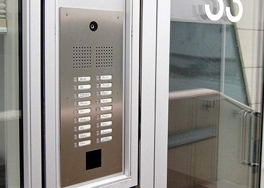Serie410 - Dørstationer