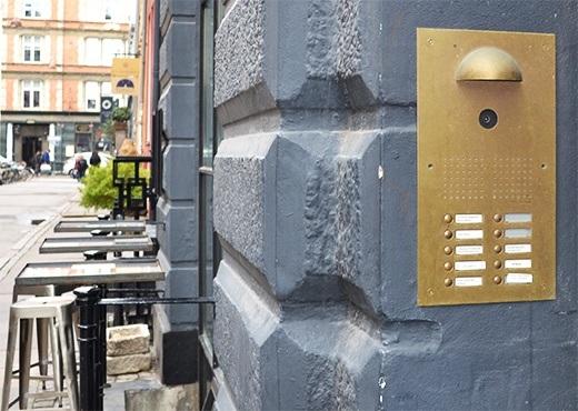 Serie510 - Dørstationer