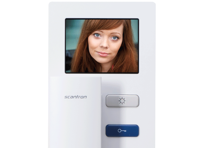 video hustelefon med rør