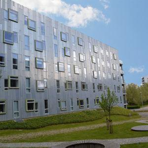 Reference - Åpark kollegiet