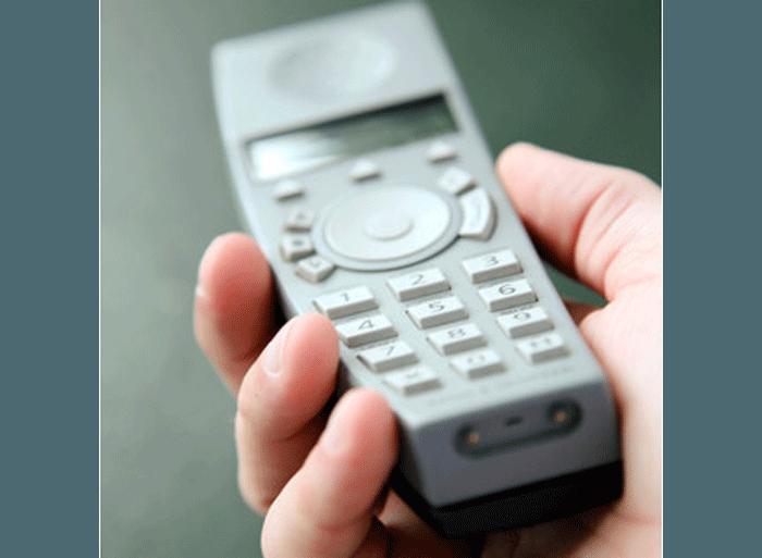 Dørtelefoni via fastnettelefon