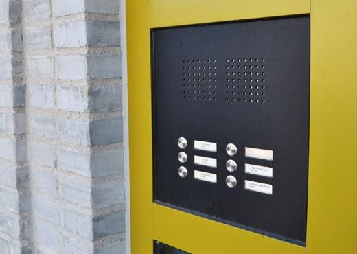 doerblaende 1 - Dørstationer