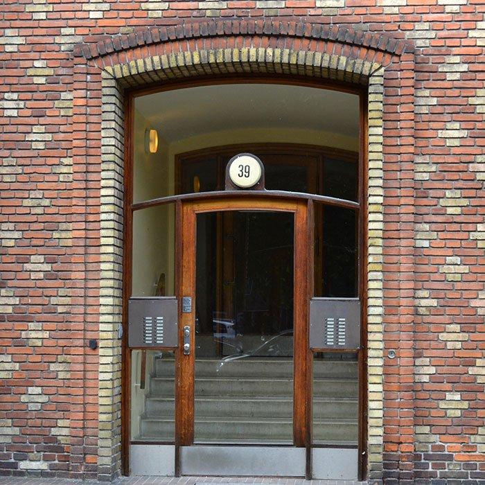 dronningenstvaergade 03 - Fredede bygninger