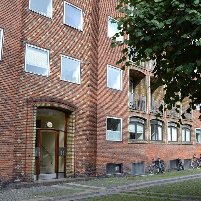 dronningenstvaergade 04 - Fredede bygninger