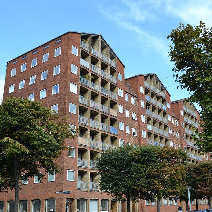 dronningenstvaergade 05 - Fredede bygninger