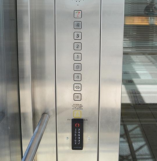 Elevatorstyring
