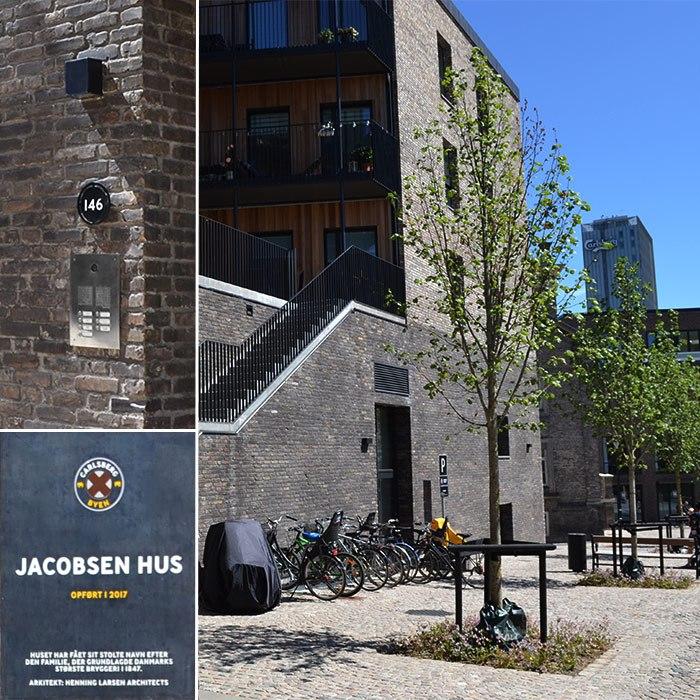 Jacobsen Hus - dørtelefoni