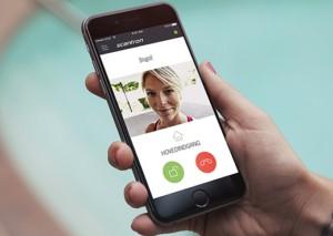 Dørtelefon app