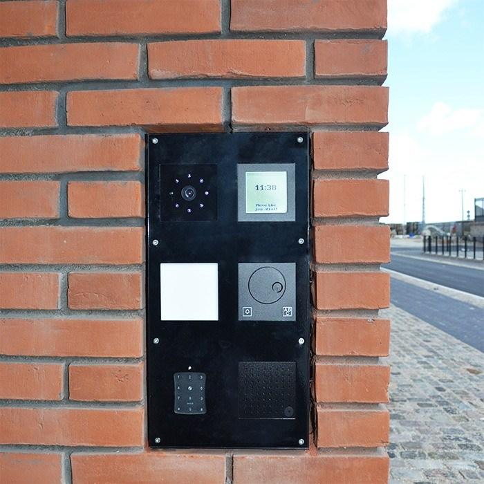 MIX dørstation - Langelinie Allé