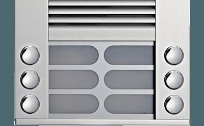 PES: En kvalitets dørtelefon med kamera | Scantron