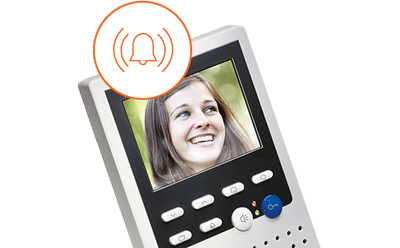 Video svartelefon til brandkommunikation